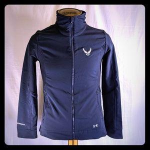 Under Armour Women's Medium Blue Storm Jacket